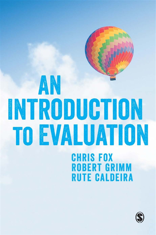An Introduction to Evaluation