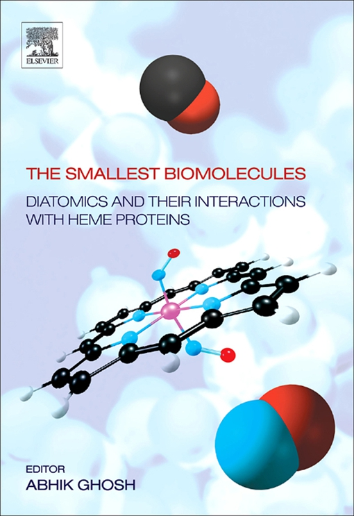 The Smallest Biomolecules: Diatomics and their Interactions with Heme Proteins