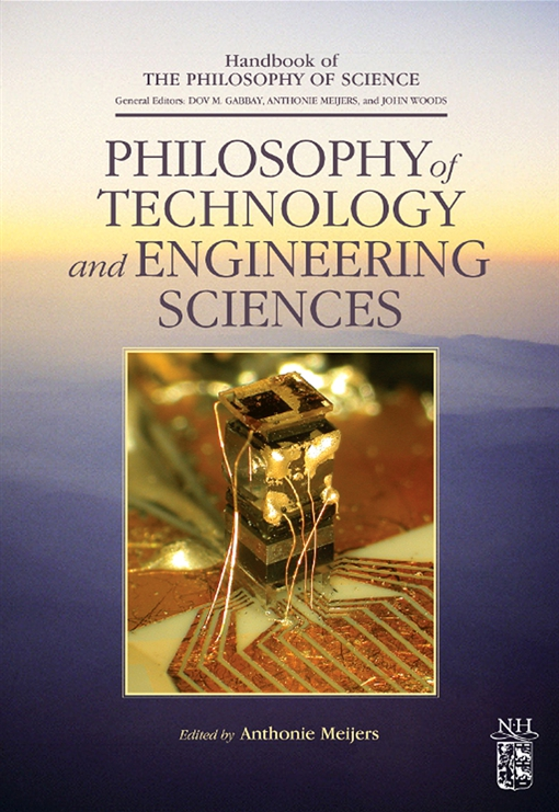 Philosophy of Technology and Engineering Sciences