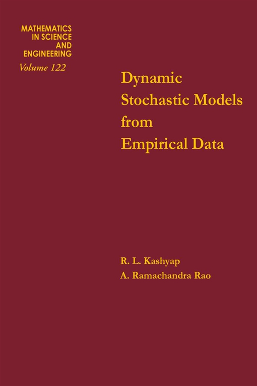 Dynamic Stochastic Models from Empirical Data