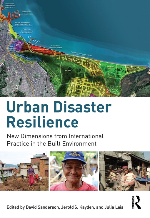 Urban Disaster Resilience