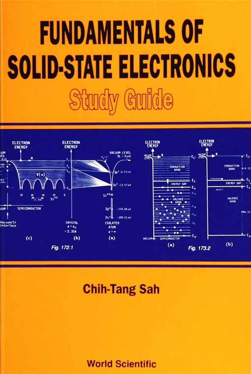 Fundamentals of Solid-State Electronics — Study Guide