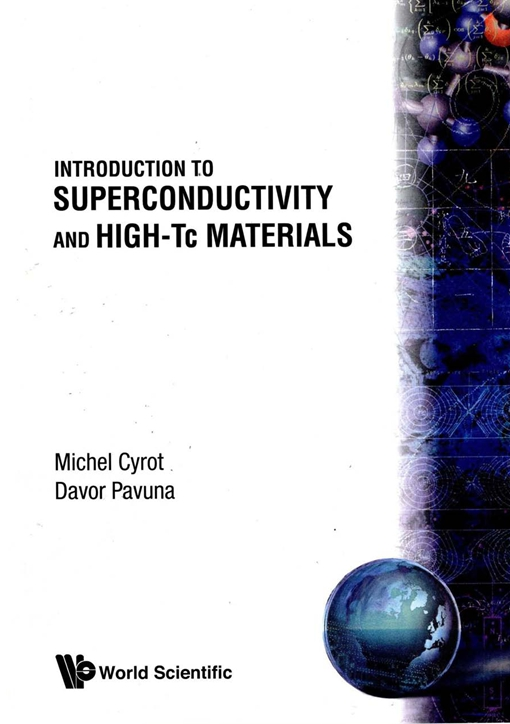 Introduction to Superconductivity and High-Tc Materials