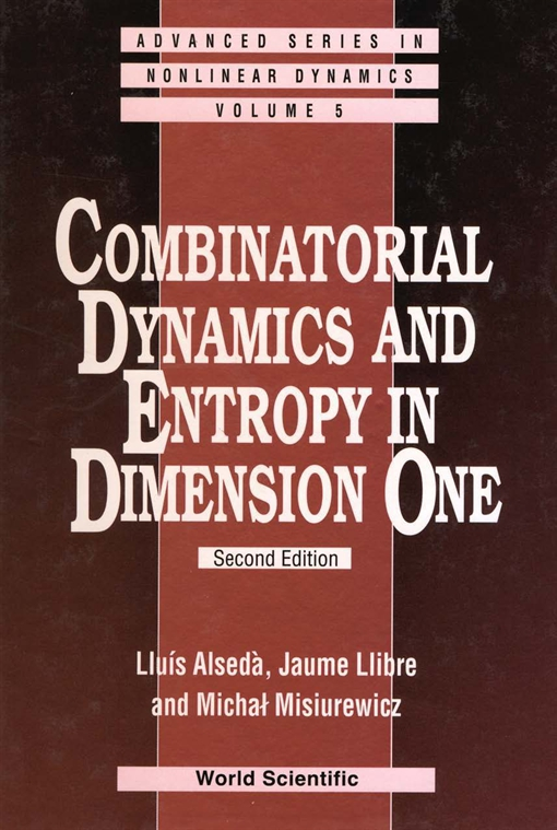 Combinatorial Dynamics and Entropy in Dimension One