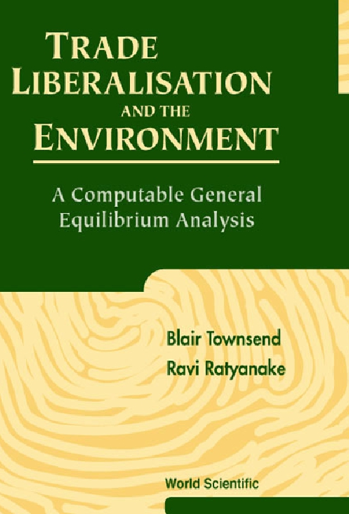 Trade Liberalisation and the Environment