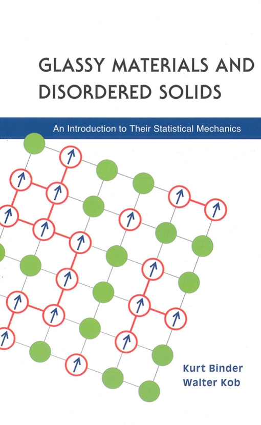 Glassy Materials and Disordered Solids