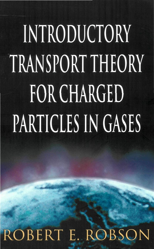 Introductory Transport Theory for Charged Particles in Gases