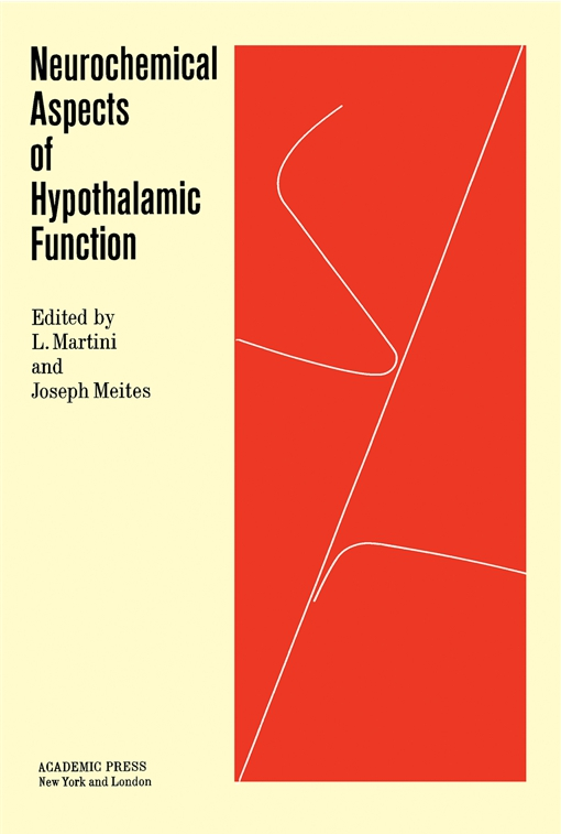 Neurochemical aspects of Hypothalamic Function