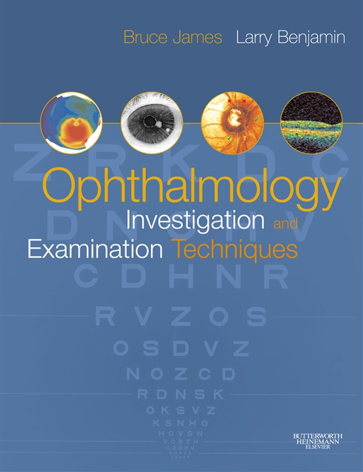 E-Book - Ophthalmology: Investigation and Examination Techniques