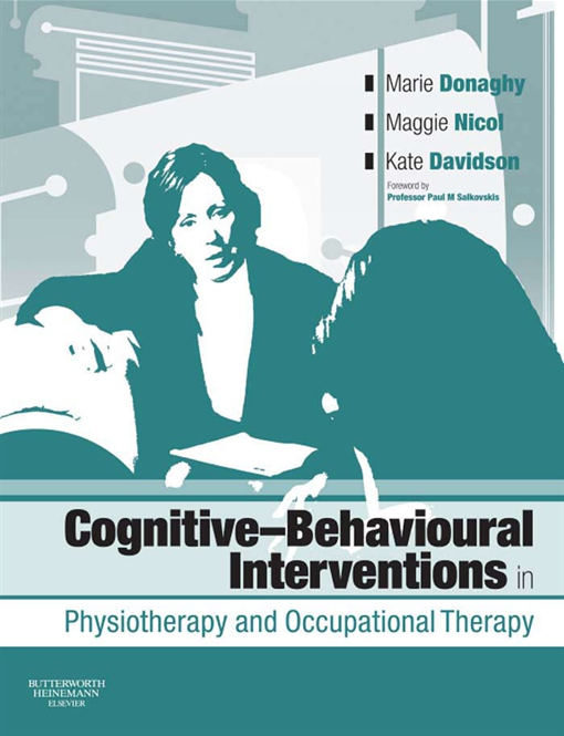 E-Book - Cognitive Behavioural Interventions in Physiotherapy and Occupational Therapy