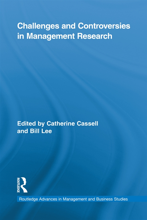 Challenges and Controversies in Management Research
