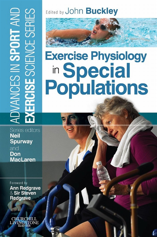 Exercise Physiology in Special Populations E-Book
