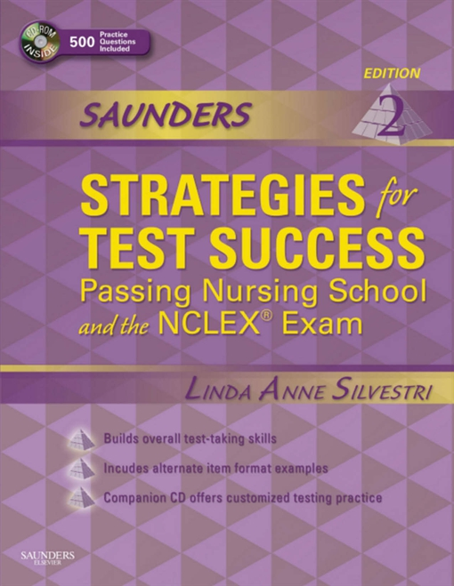 Saunders Strategies for Test Success - E-Book
