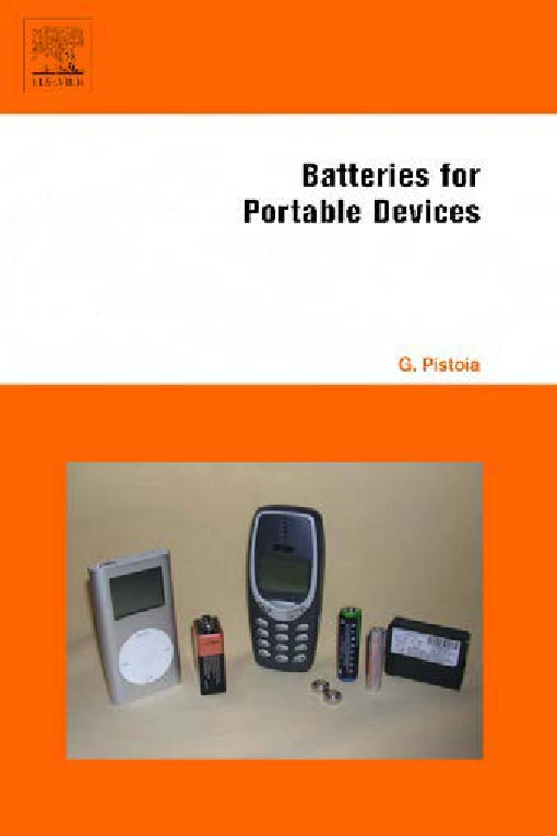 Batteries for Portable Devices