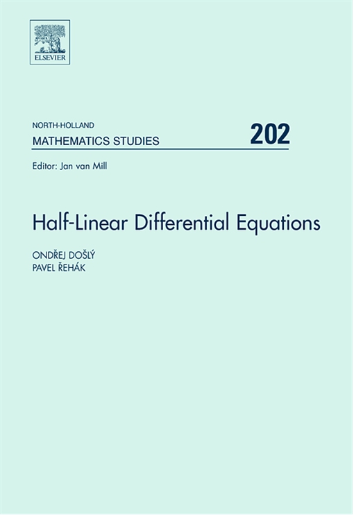 Half-Linear Differential Equations