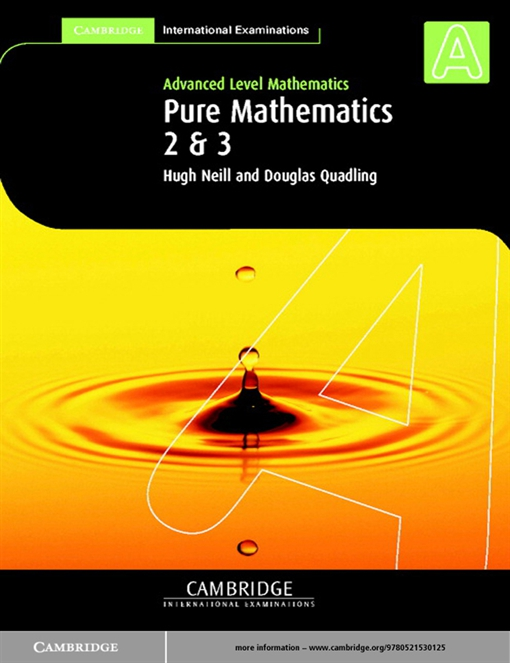 Pure Mathematics 2 and 3 (International)