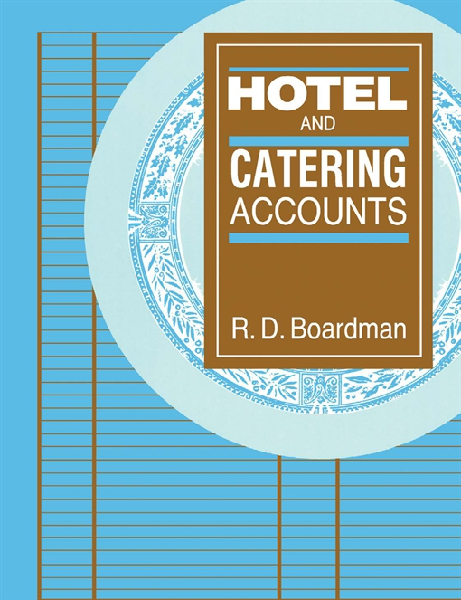Hotel and Catering Accounts