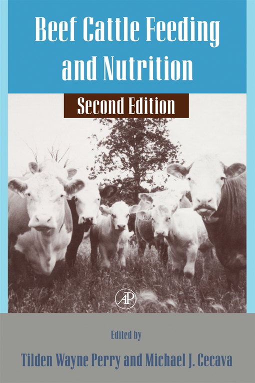 Beef Cattle Feeding and Nutrition