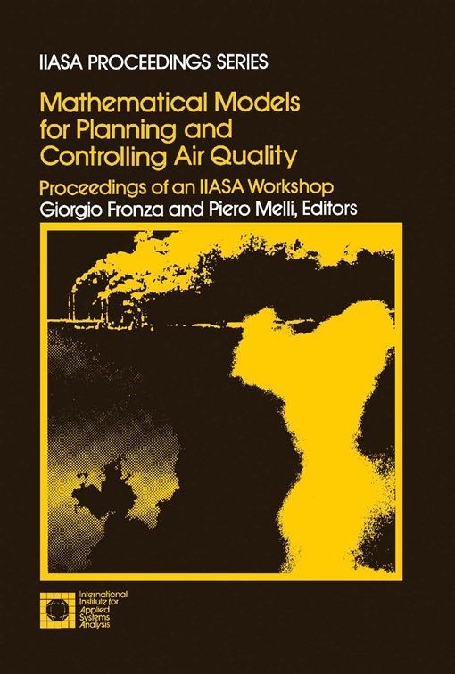 Mathematical Models for Planning and Controlling Air Quality