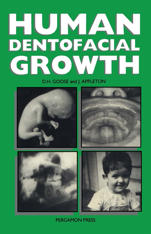 Human Dentofacial Growth
