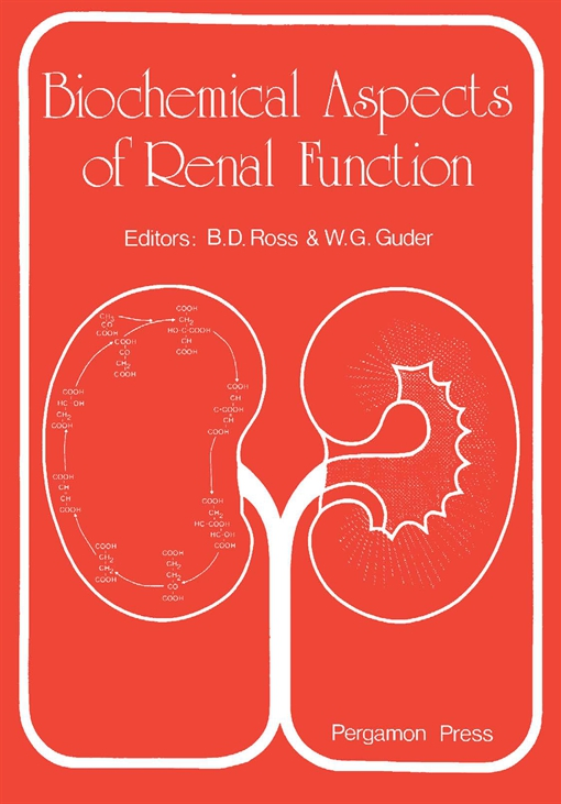 Biochemical Aspects of Renal Function