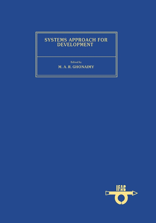 Systems Approach for Development