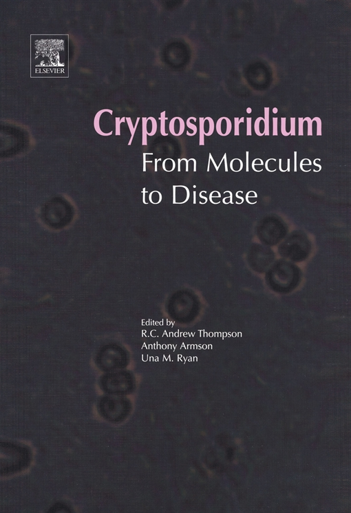Cryptosporidium: From Molecules to Disease