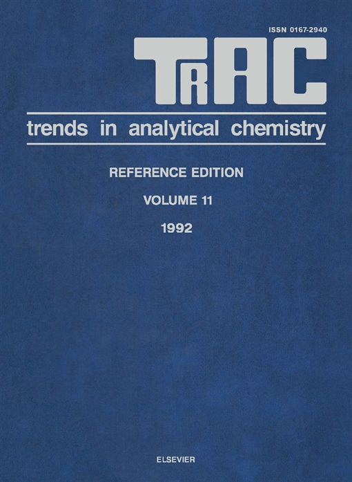 TRAC: Trends in Analytical Chemistry
