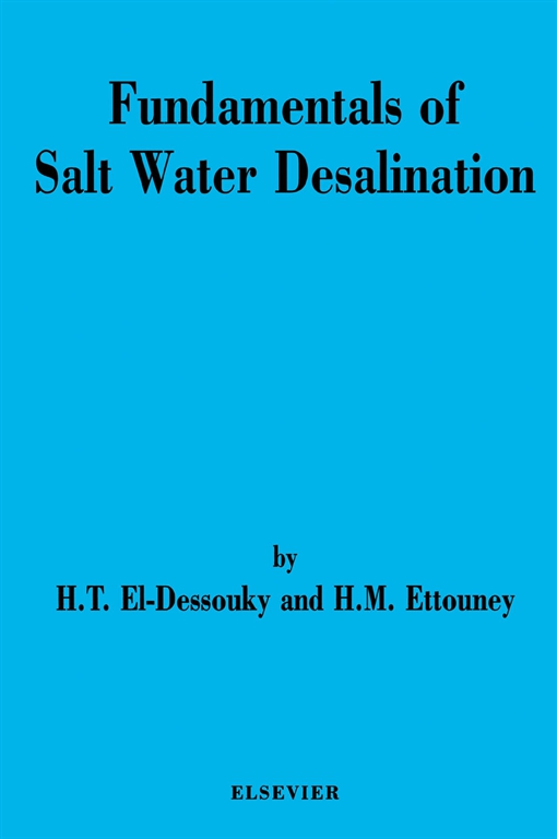 Fundamentals of Salt Water Desalination