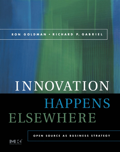 Innovation Happens Elsewhere