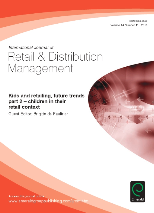 Kids and retailing