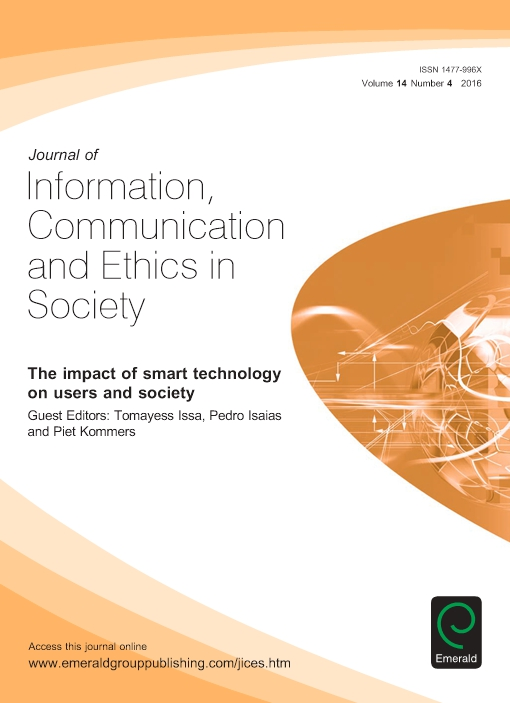The Impact of Smart Technology on Users and Society