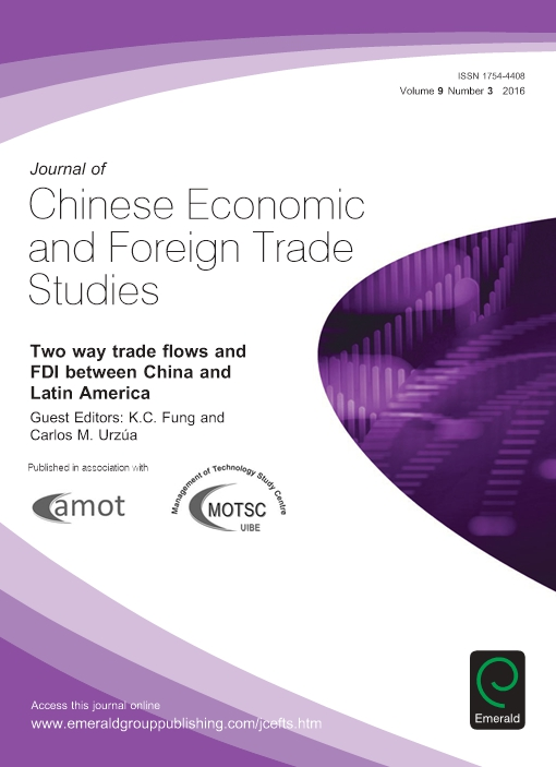 Two way trade flows and FDI between China and Latin America