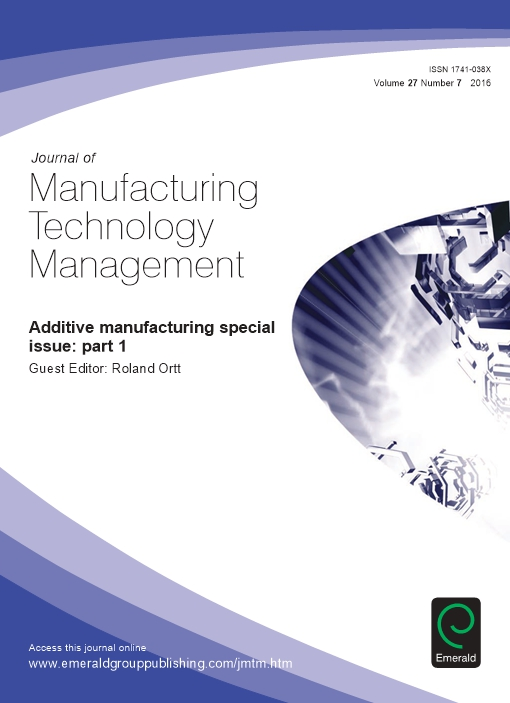 Additive Manufacturing Special Issue
