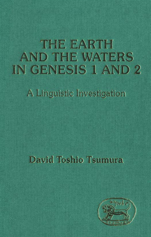 The Earth and the Waters in Genesis 1 and 2