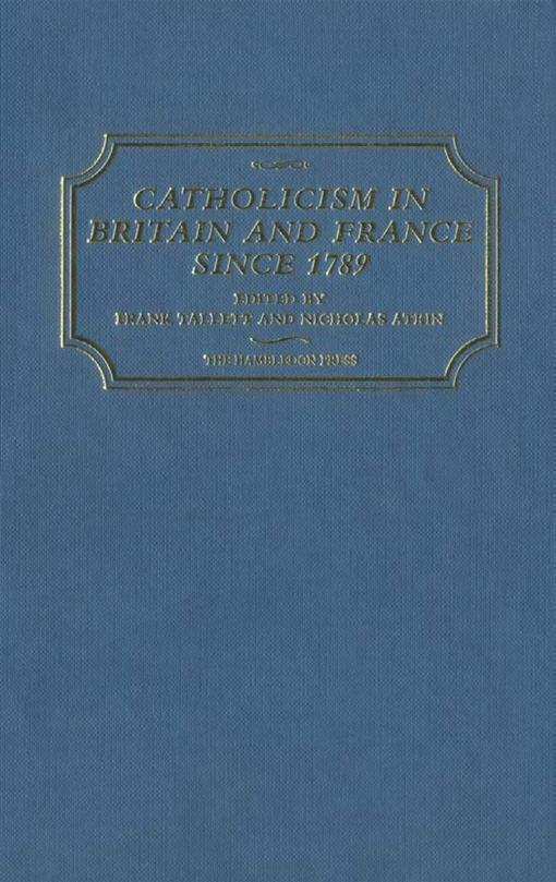 Catholicism in Britain & France Since 1789