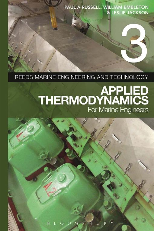 Reeds Vol 3: Applied Thermodynamics for Marine Engineers