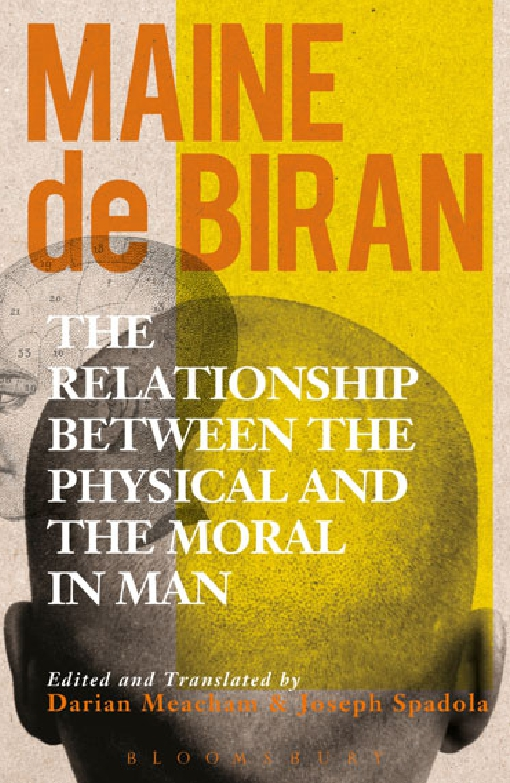 The Relationship between the Physical and the Moral in Man