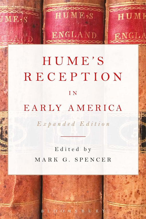 Hume�s Reception in Early America