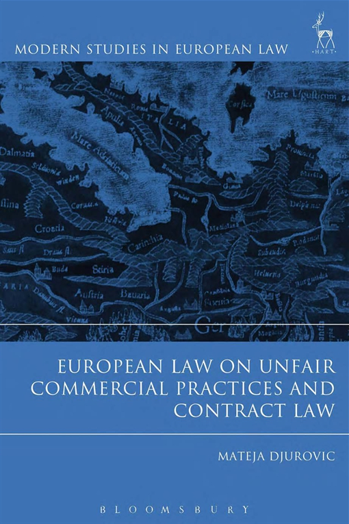 European Law on Unfair Commercial Practices and Contract Law