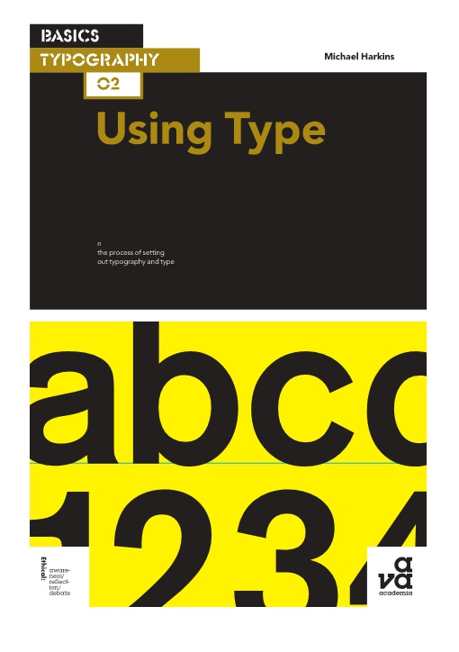 Basics Typography 02: Using Type