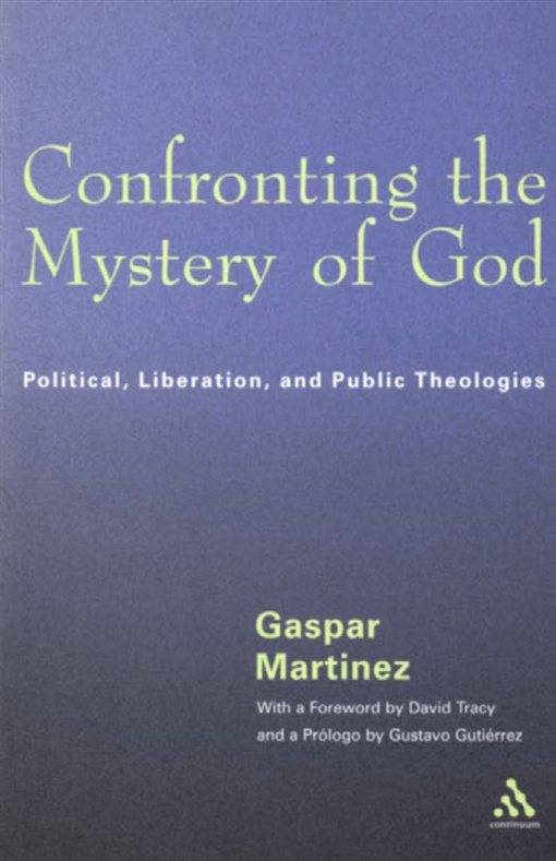 Confronting the Mystery of God