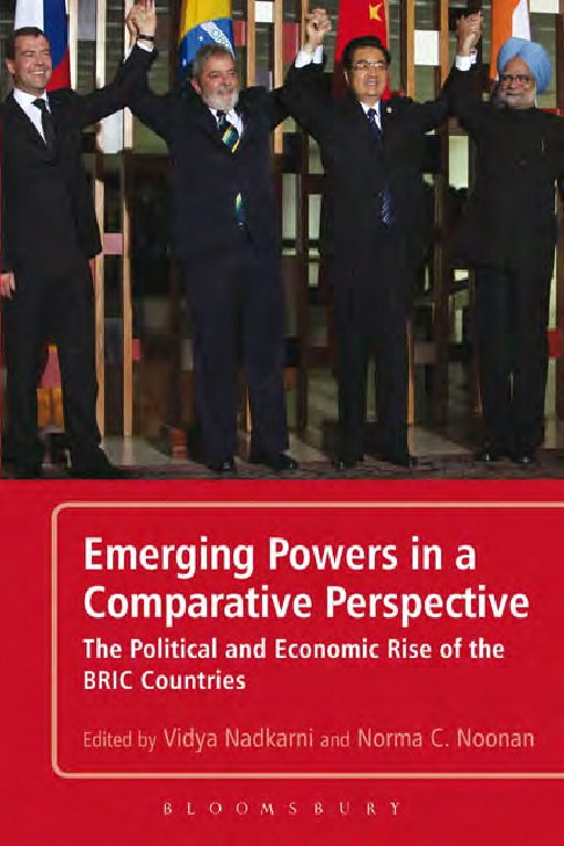 Emerging Powers in a Comparative Perspective