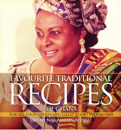 Favourite Traditional Recipes of Ghana
