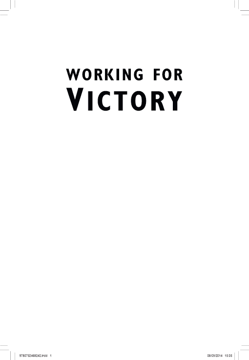 Working for Victory