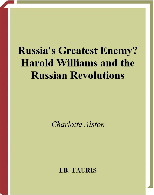 Russia's Greatest Enemy?