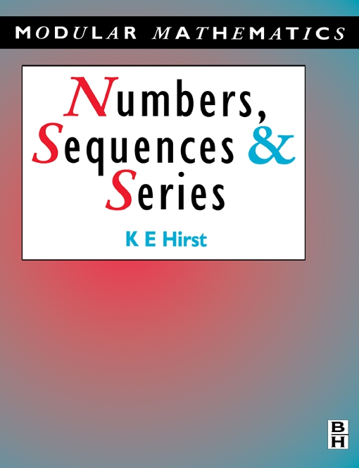 Numbers, Sequences and Series