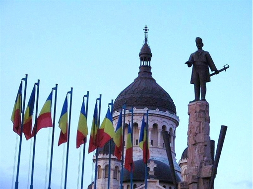 Nationalism and Identity in Romania