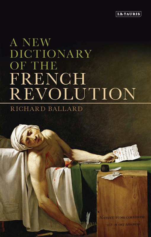New Dictionary of the French Revolution, A