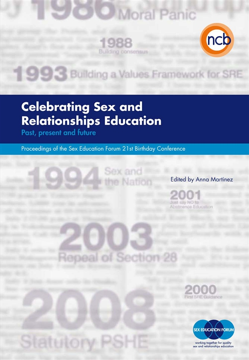 Celebrating Sex and Relationships Education